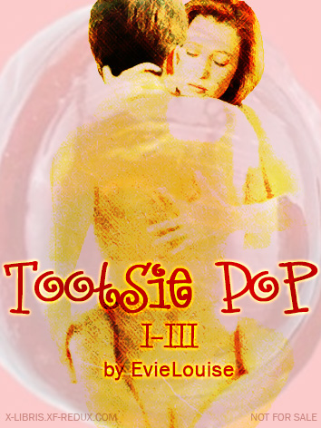 Tootsie Pop I-III by EvieLouise