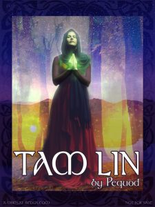 Book Cover: Tam Lin by Pequod