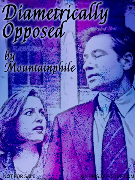 Book Cover: Diametrically Opposed by Mountainphile