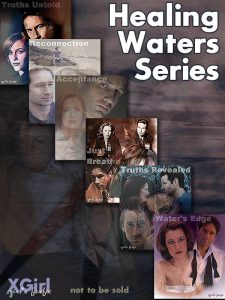 Book Cover: Healing Waters Series by xgirl