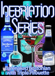 Book Cover: Inebriation Series by BarenakedBostonian