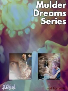 Book Cover: Mulder Dream Series by xgirl