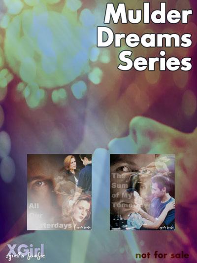 Book Cover: Mulder Dream Series by xgirl