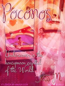 Book Cover: Poconos by Jess M