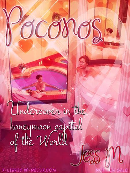 Book Cover: Poconos by Jess M