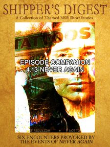 Book Cover: Shipper's Digest 413: Never Again