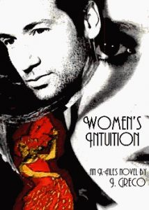 Book Cover: Women's Intuition by J Greco