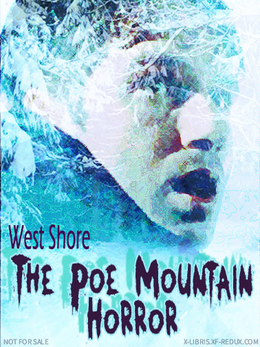 Book Cover: Poe Mountain Horror by West Shore