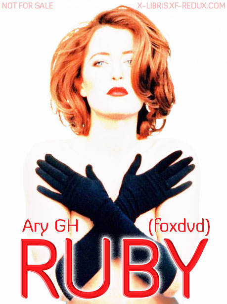 Book Cover: Ruby by Ary GH