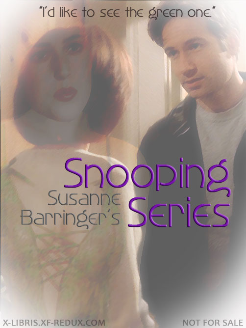 Book Cover: Snooping Series by Su Barringer