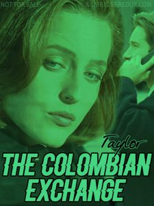 Book Cover: Colombian Exchange by Taylor