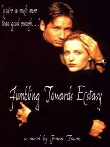 Book Cover: Fumbling Towards Ecstasy by Jenna Tooms