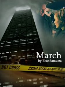 Book Cover: March by Blue Samutra