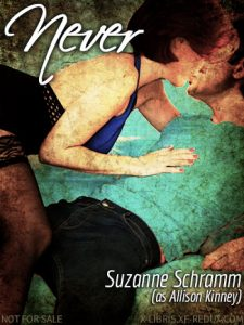 Book Cover: Never by A Kinney (Sue Schramm)