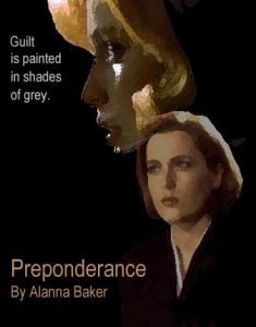 Book Cover: Preponderance by Alanna