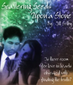 Book Cover: Scattering Seeds Upon a Stone by J Selby
