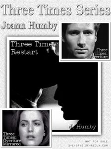 Book Cover: Three Times Series by Joann Humby