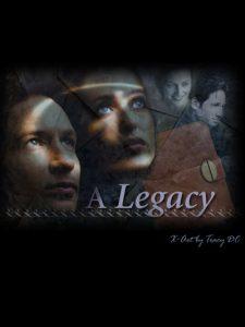 Book Cover: A Legacy by DLynn