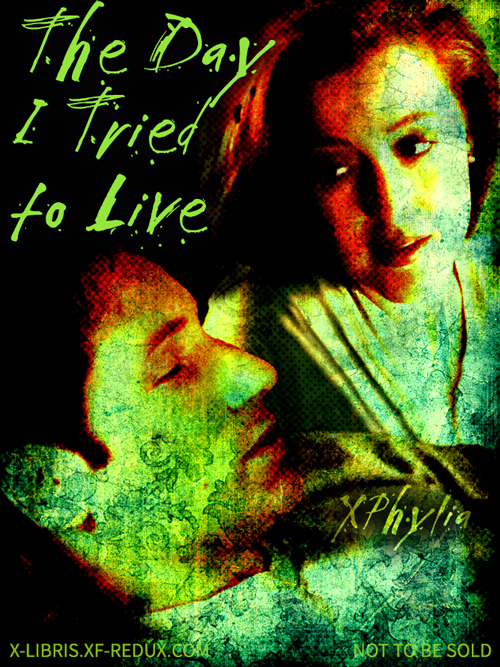 Book Cover: Day I Tried to Live, The by XPhylia