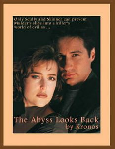 Book Cover: Abyss Looks Back, The by Kronos