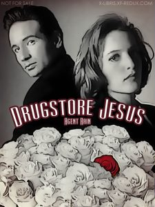 Book Cover: Drugstore Jesus by Agent Rain
