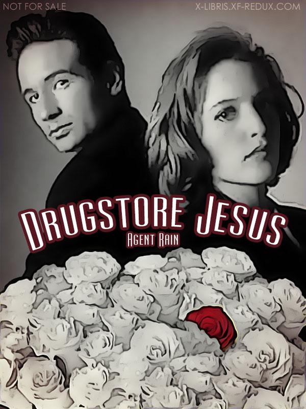 Book Cover: Drugstore Jesus by Agent Rain