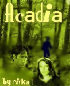Book Cover: Acadia by RivkaT