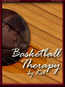 Book Cover: Basketball Therapy by Kel