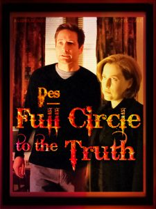 Book Cover: Full Circle to the Truth by Des