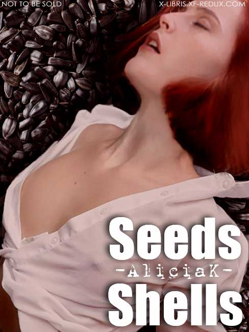Book Cover: Seeds & Shells by AliciaK