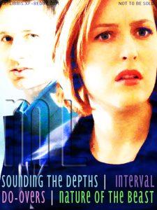 Book Cover: Sounding the Depths Series by ML