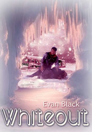 Book Cover: Whiteout by Evan Black