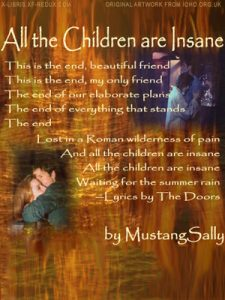 Book Cover: All the Children are Insane by MustangSally