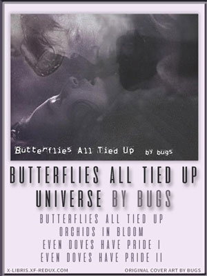 Butterflies All Tied Up Universe by bugs