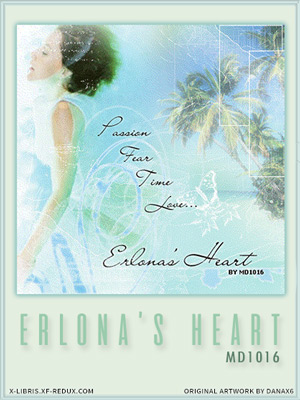 Book Cover: Erlona's Heart by MD1016