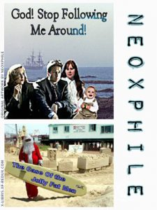 Book Cover: God! Stop Following Me Around! (Shannon Phile Stories) by Neoxphile
