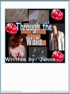 Book Cover: Through the Walls by Jenna Tooms
