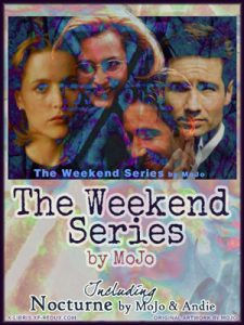 Book Cover: Weekend Series by MoJo