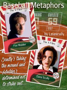 Book Cover: Baseball Metaphors by Leiascully