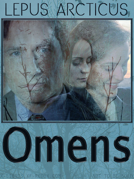 Book Cover: Omens by Lepus-Arcticus