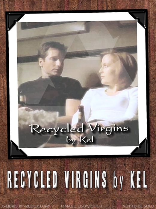 Book Cover: Recycled Virgins by Kel