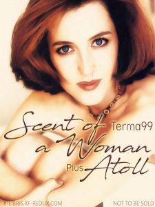 Book Cover: Scent of a Woman + Atoll by Terma99