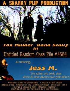 Book Cover: Untitled Random Casefile #4664 by JessM