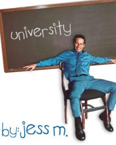 University by JessM Cover