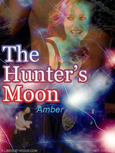 Book Cover: Hunter's Moon, The by Amber