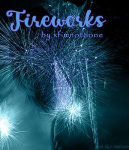Fireworks cover by x-trash.com