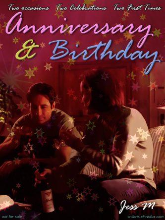 Anniversary & Birthday by JessM