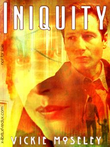 Book Cover: Iniquity by Vickie Moseley