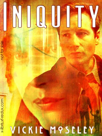 Iniquity by Vickie Moseley