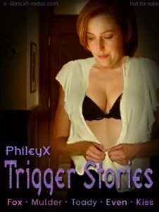 Trigger stories cover